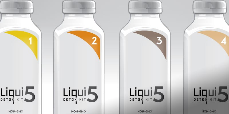 Liqui5 Product Design
